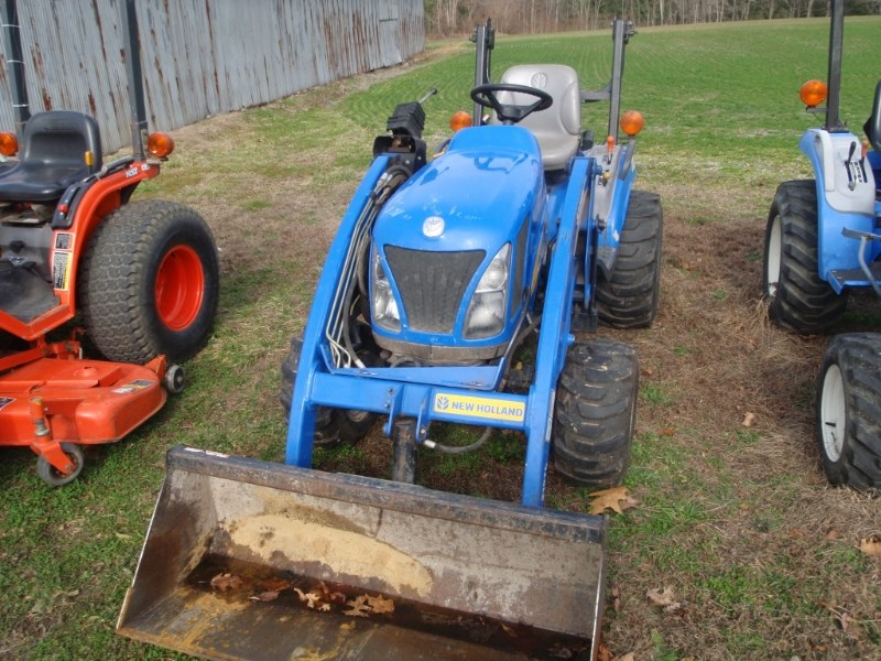2010 New Holland T1110 Tractor - Compact For Sale