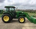 Tractor For Sale: 2013 John Deere 5085E, 85 HP