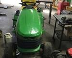 Riding Mower For Sale: 2008 John Deere X360, 22 HP