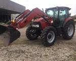 Tractor For Sale: 2011 Case IH Maxxum 125, 125 HP
