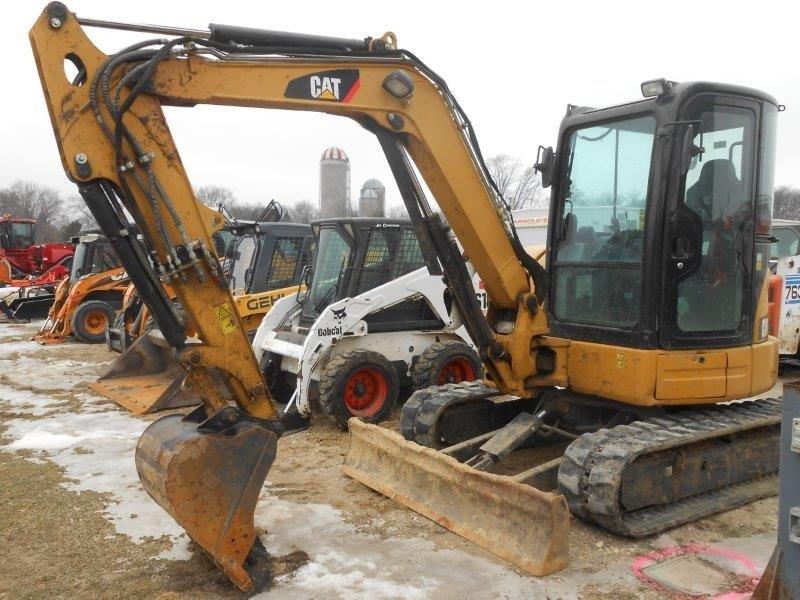 2012 Caterpillar 305E CR Excavator-Track For Sale