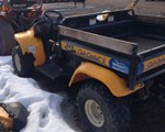 Recreational Vehicle For Sale: Cub Cadet big country