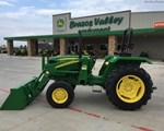 Tractor For Sale: 2013 John Deere 5045D, 45 HP