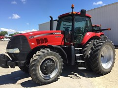 Tractor For Sale 2009 Case IH Magnum 215 , 215 HP