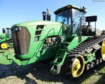 Tractor For Sale: 2010 John Deere 9630T, 530 HP