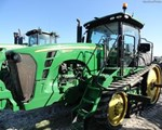 Tractor For Sale: 2010 John Deere 8345RT, 345 HP