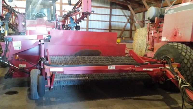 2005 H & S HSMP-9 Windrow Inverter For Sale