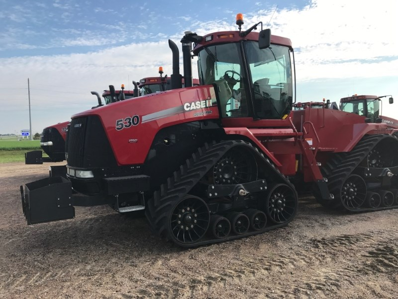 2007 Case IH 530 QUAD Tractor For Sale