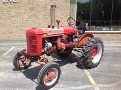 Tractor For Sale:   International A
