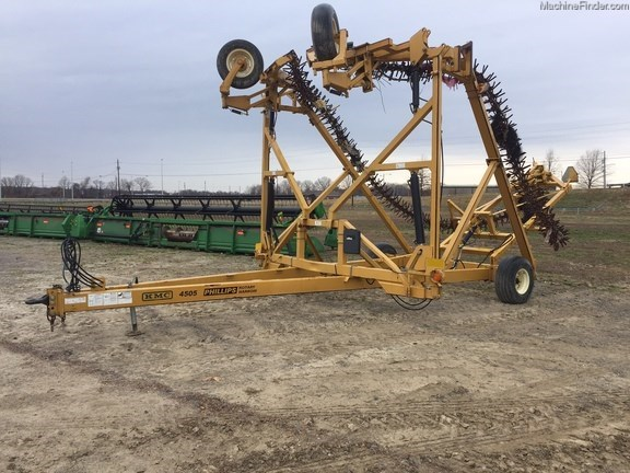 2012 KMC 4500 Rotary Hoe For Sale