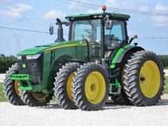 Tractor  2015 John Deere 8320R , 320 HP