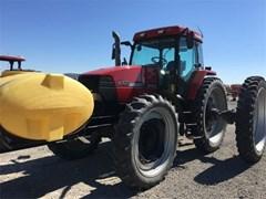 Tractor :  Case IH MX120 , 120 HP