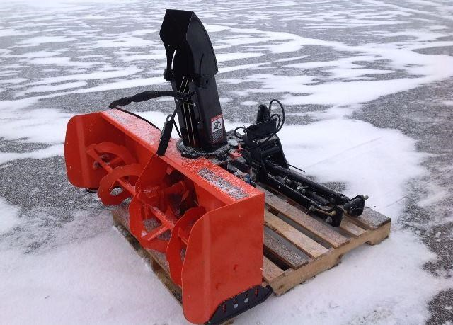 Kubota BX5455HD Snow Blower For Sale