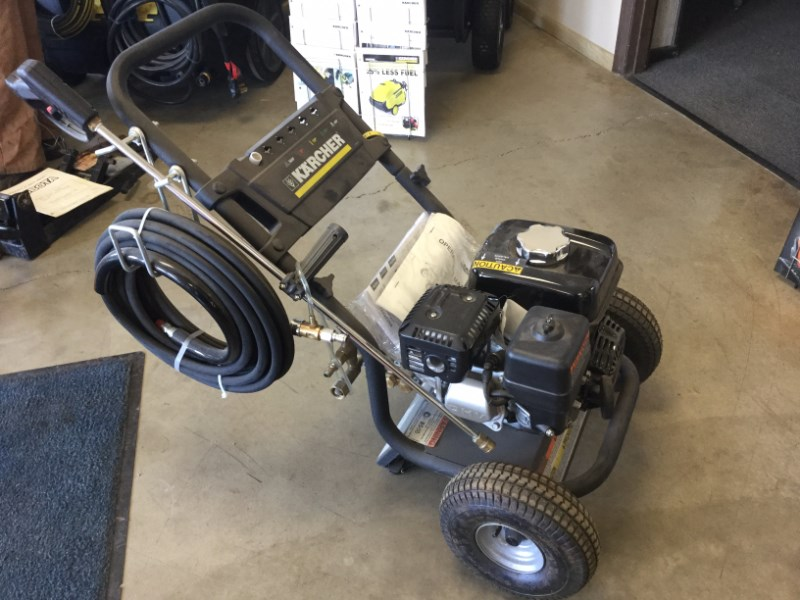 2013 Karcher XPERT-HD 2.5/27 Pressure Washer For Sale