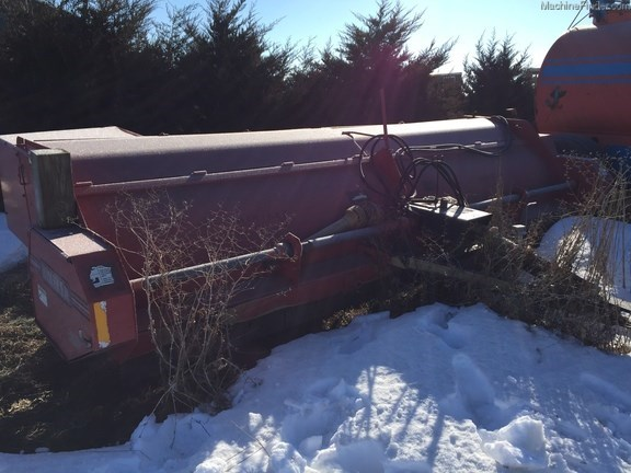 2007 Hiniker 5600 Flail Mower For Sale