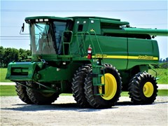 Combine For Sale 2003 John Deere 9750