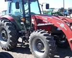 Tractor For Sale: 2010 Case IH FARMALL 95, 90 HP