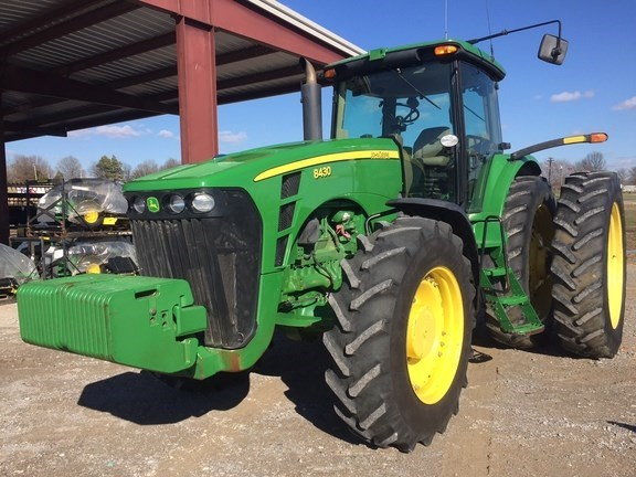 2009 John Deere 8430 Tractor For Sale