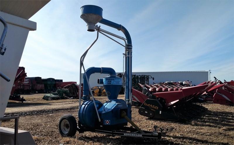 Kongskilde CUSHION AIR 500 Grain Vac For Sale