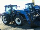 Tractor For Sale:  2016 New Holland T6.180