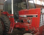 Tractor For Sale: 1980 International 1486