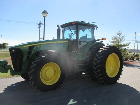 2008 John Deere 8330 Tractor For Sale