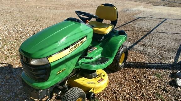 2008 John Deere X300 Riding Mower For Sale