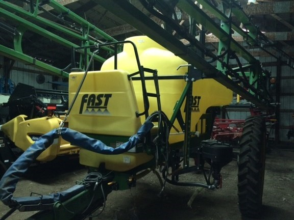 2010 Fast 9613E Sprayer-Pull Type For Sale