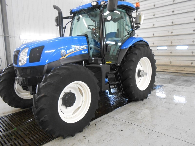 2012 New Holland T6.165 Tractor For Sale