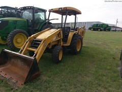 Loader Backhoe For Sale:  2006 John Deere 110TLB