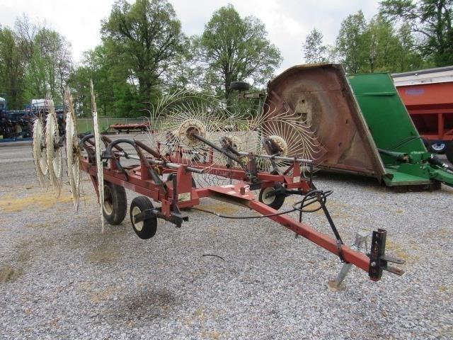 Hesston 3971 Hay Rake For Sale