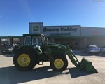 Tractor For Sale: 2015 John Deere 6115D Cab, 115 HP