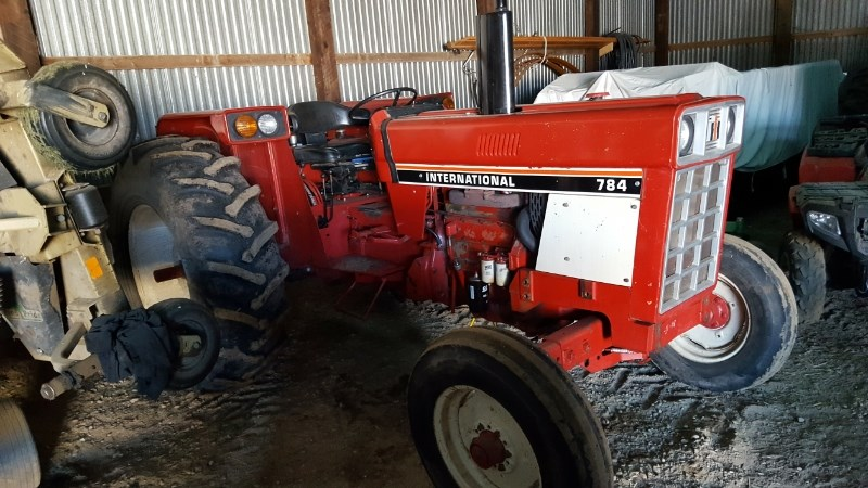1979 IH 784 Tractor For Sale