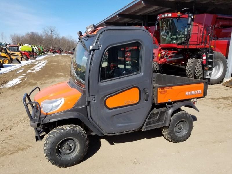 2015 Kubota X1100CWLH Utility Vehicle For Sale