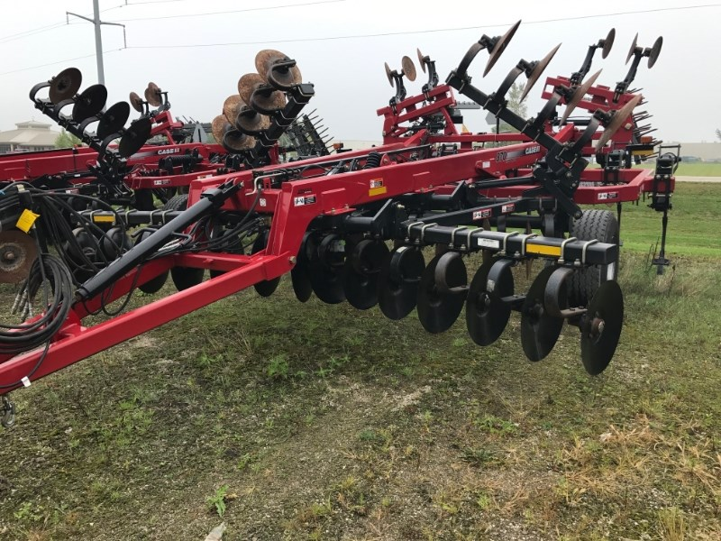 2011 Case IH 870 18'HA Sub Soiler For Sale