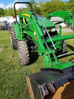 Tractor For Sale 2008 John Deere 4105