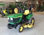 Tractor For Sale: 2004 John Deere 2210, 22 HP