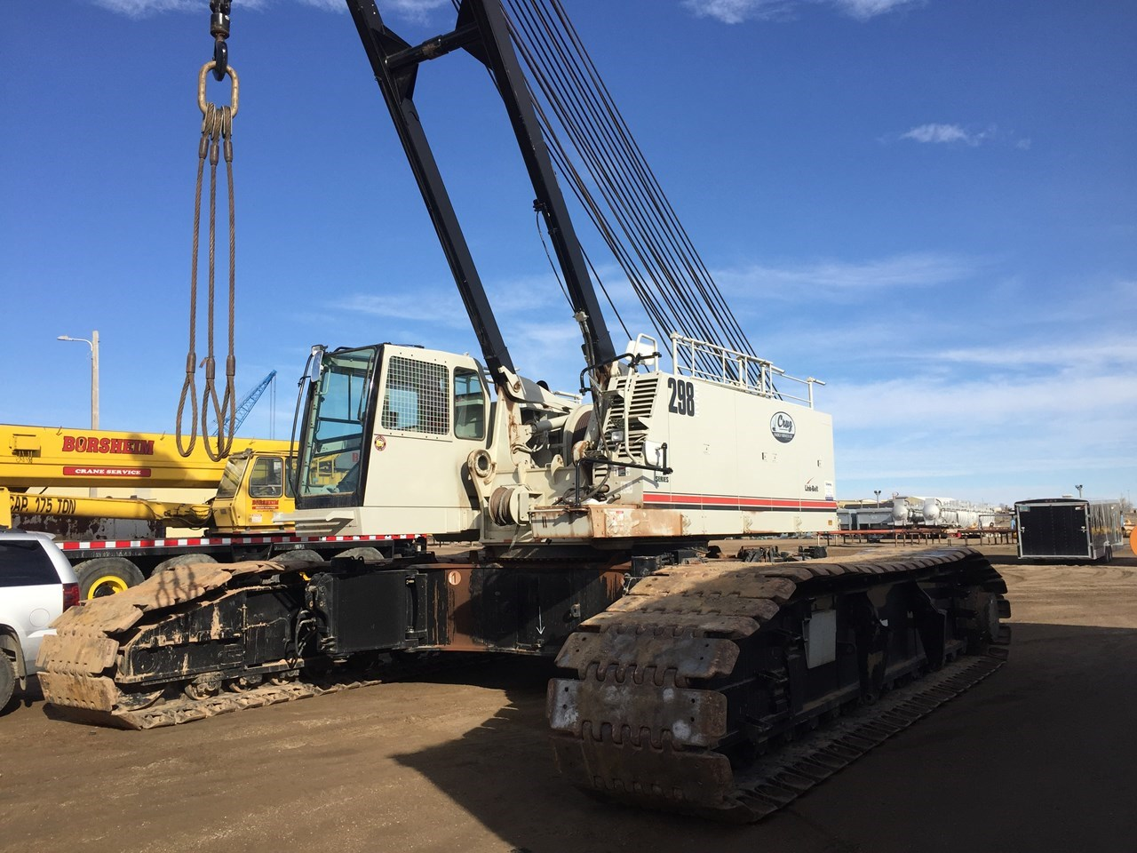 2016 Link Belt 298 HSL Crane For Sale