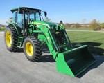 Tractor For Sale: 2013 John Deere 6115D, 115 HP