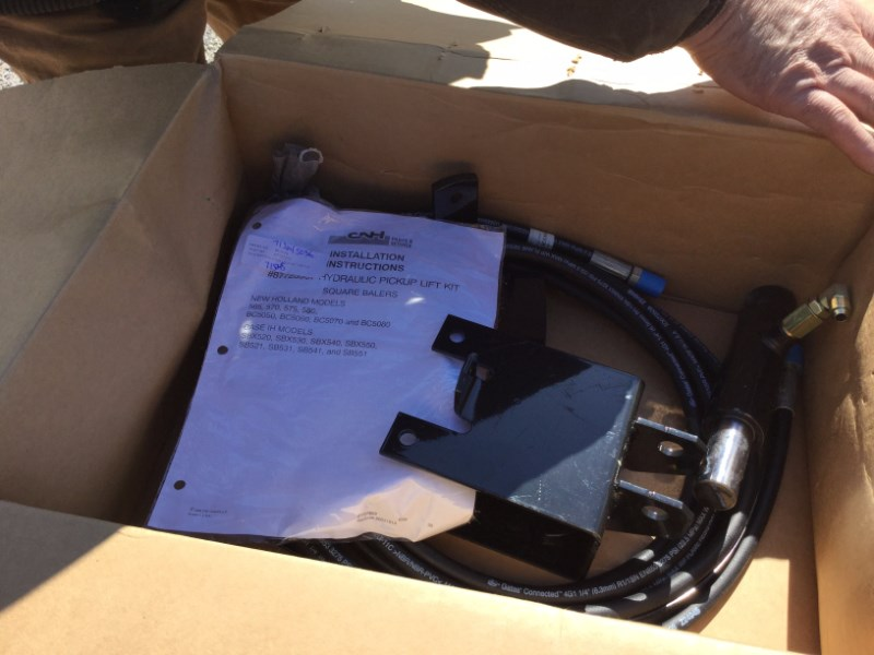 2008 New Holland Hydraulic Pickup Misc. Ag For Sale