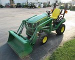 Tractor For Sale: 2012 John Deere 1026R, 25 HP