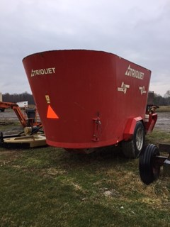 TMR Mixer For Sale Trioliet 2-1600L