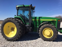 Tractor For Sale 1999 John Deere 8100 , 160 HP