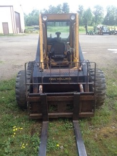 Skid Steer For Sale:  1994 New Holland L785