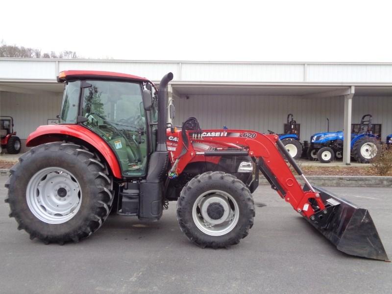 2015 Case IH Farmall 110C Tractor For Sale