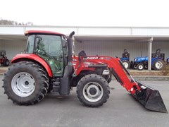 Tractor For Sale 2016 Case IH Farmall 110C , 93 HP