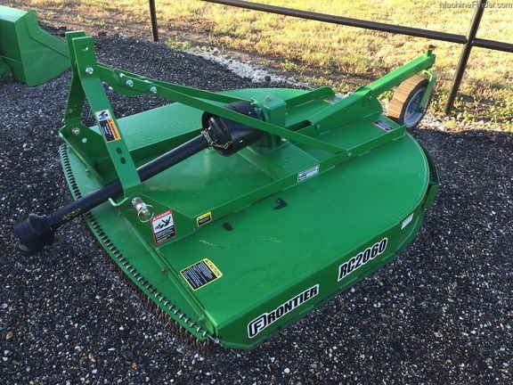 2014 Frontier RC2060 Rotary Cutter For Sale