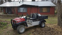 Utility Vehicle For Sale:  Club Car 1200