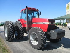 Tractor For Sale:  1996 Case IH 7240 , 215 HP