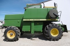 Combine For Sale 1978 John Deere 6600